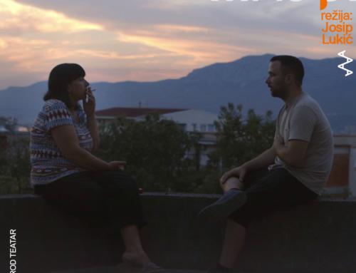 """""""Majči"""" Josipa Lukića na Brod Teatru"""