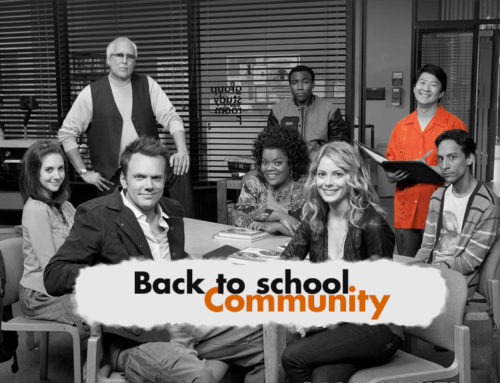 Back to school: Community