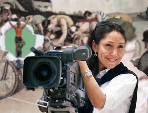 Haifa al-Mansur – prva rediteljka u Saudijskoj Arabiji
