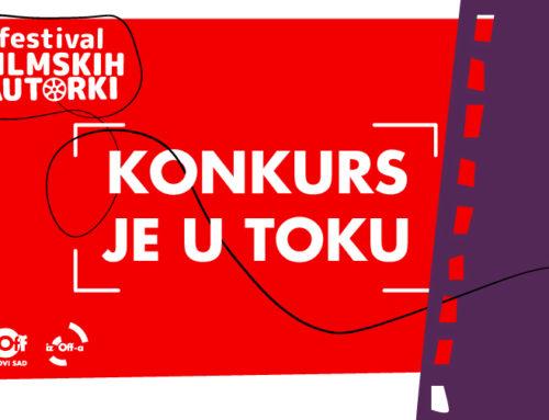 FESTIVAL FILMSKIH AUTORKI – prijava filmova